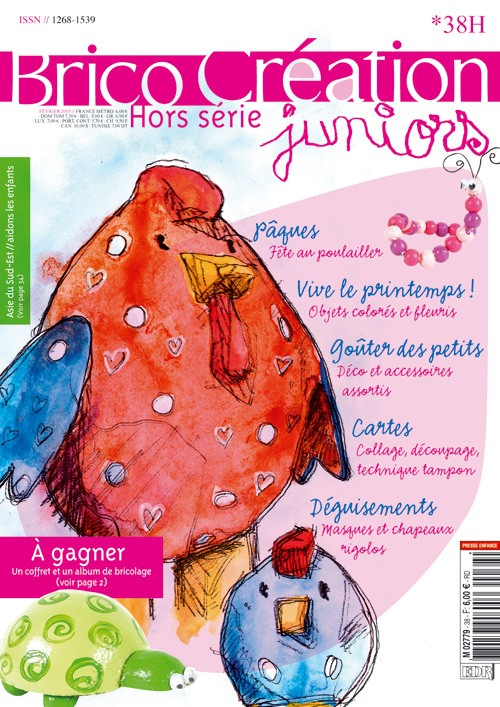 Brico Juniors n°38