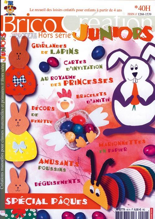 Brico Juniors n°40
