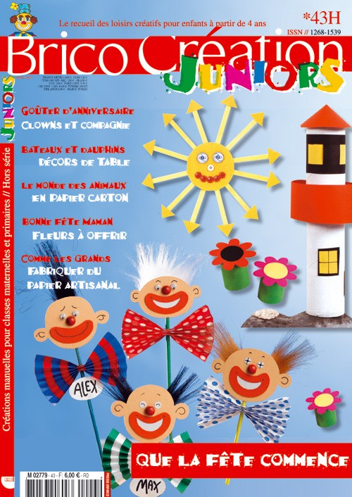 Brico Juniors n°43