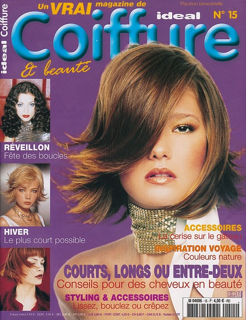 Ideal Coiffure & Beauté n°15