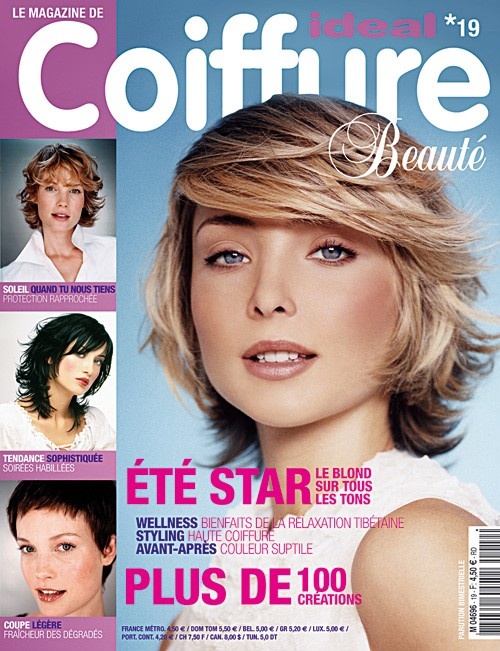 Ideal Coiffure & Beauté n°19