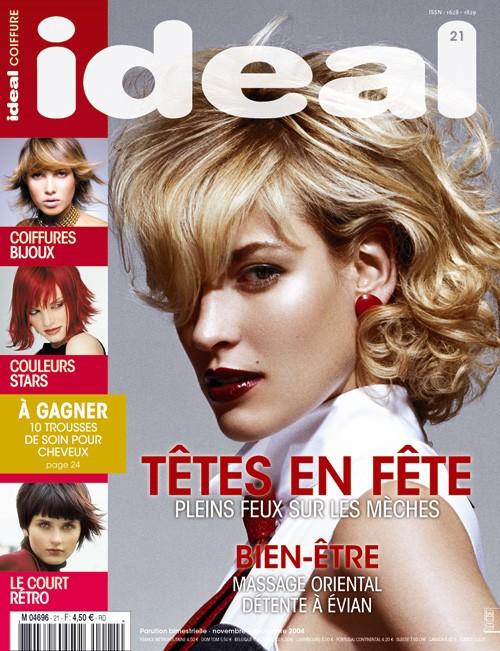 Ideal Coiffure & Beauté n°21