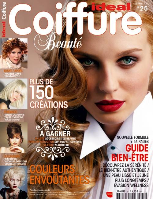 Ideal Coiffure & Beauté n°25