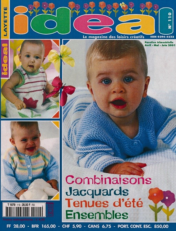 Ideal Layette n°110