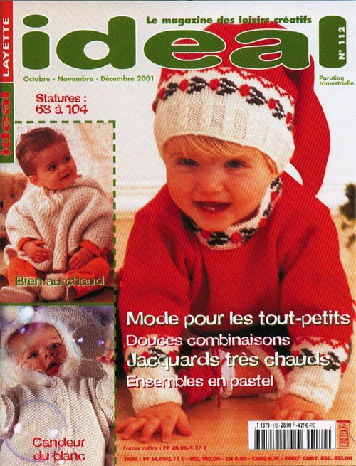 Ideal Layette n°112