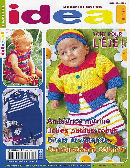 Ideal Layette n°114