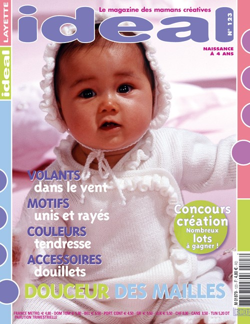 Ideal Layette n°123