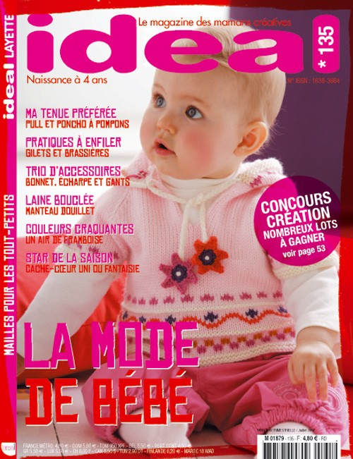 Ideal Layette n°135