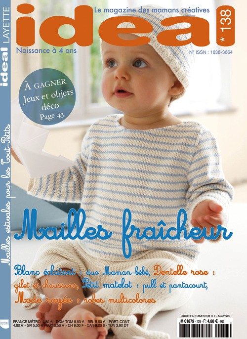 Ideal Layette n°138