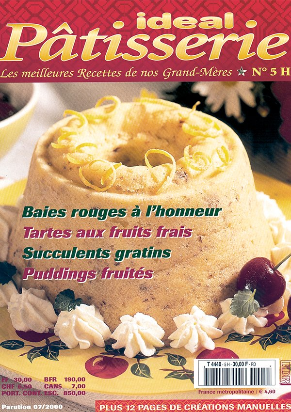 Ideal Pâtisserie n°5