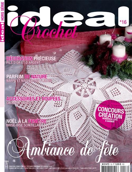 Ideal Crochet n°16
