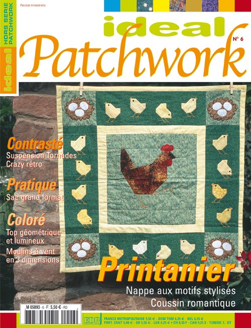 Ideal Patchwork n°6