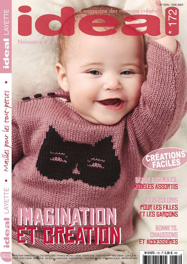 Magazine Ideal Layette n 179