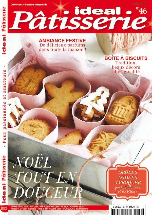 Magazine Ideal Pâtisserie n 46