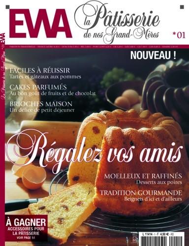 Ewa Recettes n°1