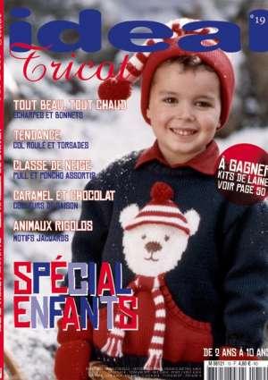 Ideal Tricot n°19 (Enfants de 2 à 10 ans)