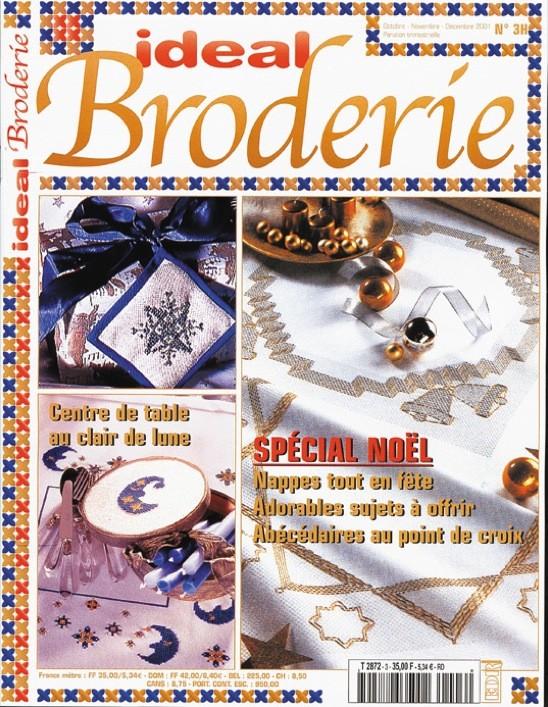 Ideal Broderie n°3