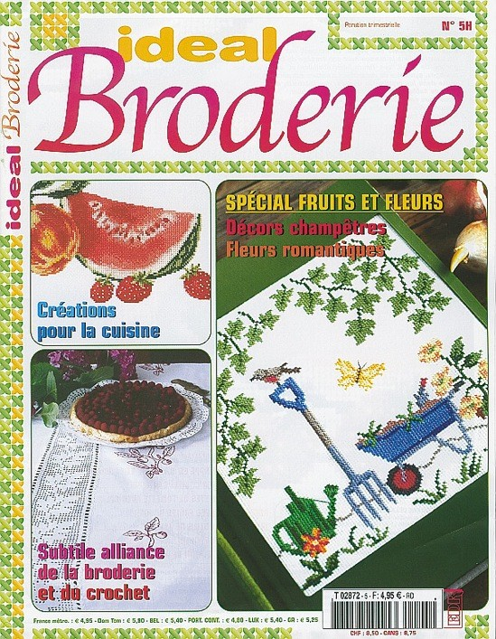 Ideal Broderie n°5