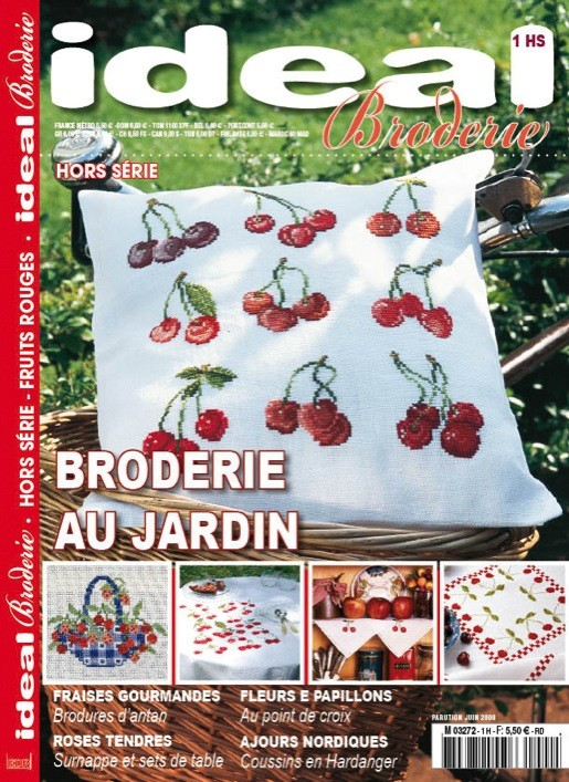 Ideal Broderie Hors-serie n°1
