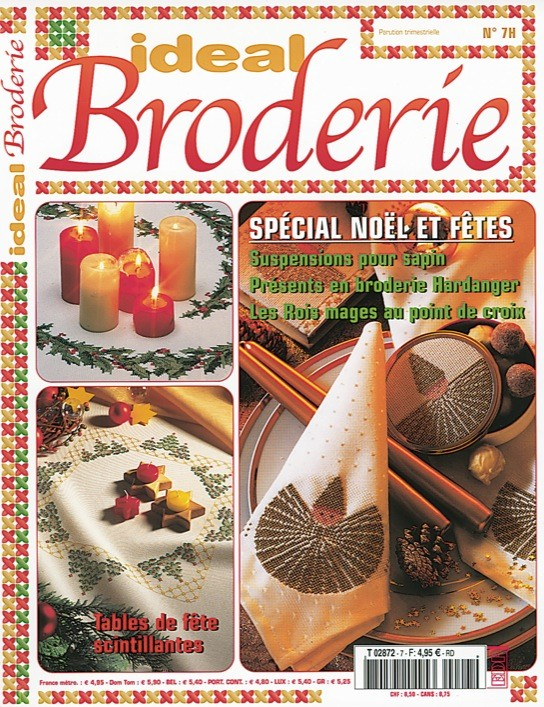 Ideal Broderie n°7