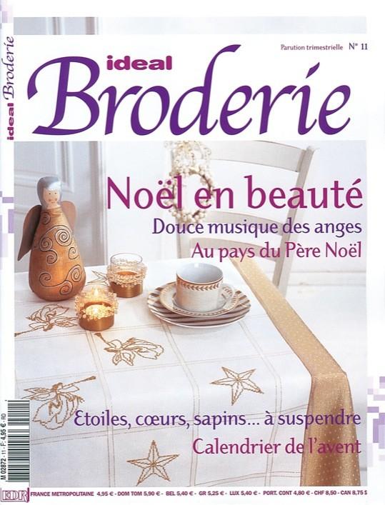 Ideal Broderie n°11
