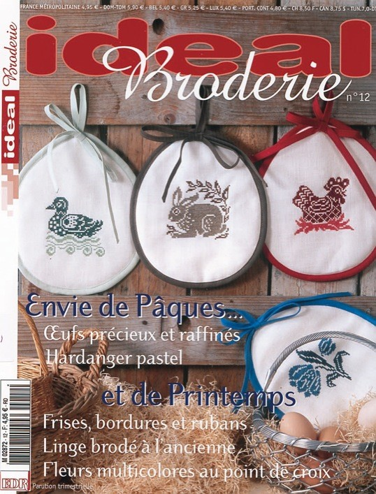 Ideal Broderie n°12