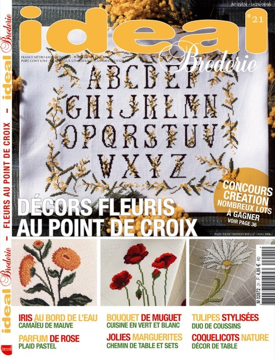 Ideal Broderie n°21
