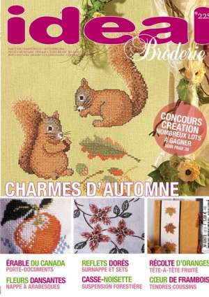 Ideal Broderie n°22