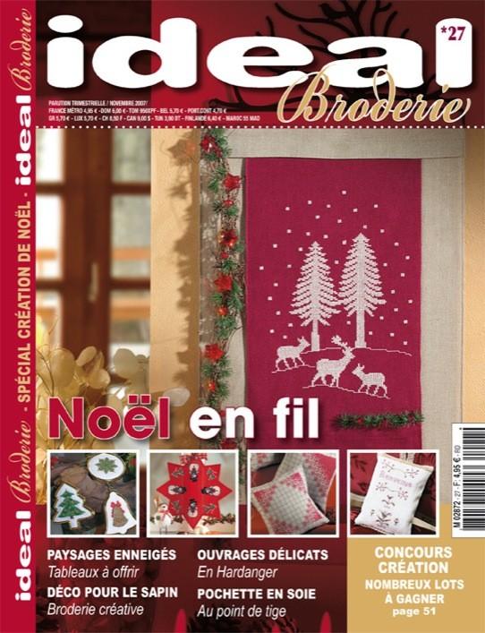Ideal Broderie n°27