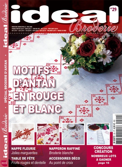 Ideal Broderie n°29