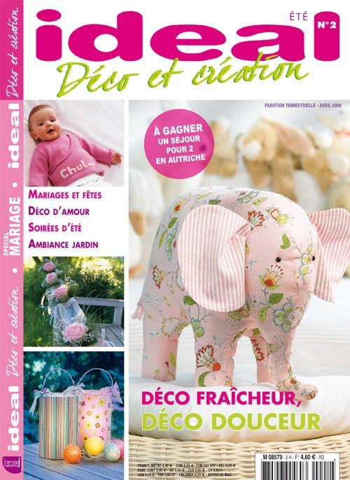 Ideal Déco et Création n°2 version numérique (PDF)