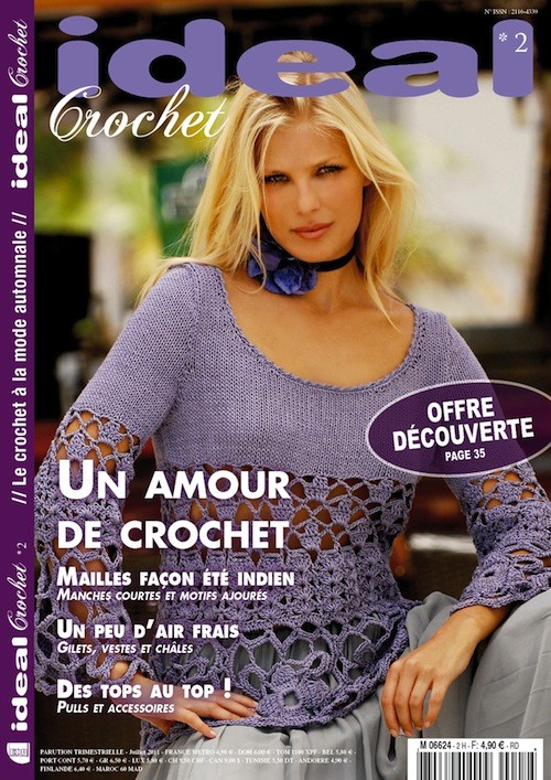 Ideal Crochet n°2 (nouvelle formule)