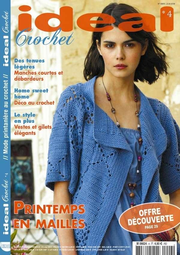 Ideal Crochet n°4