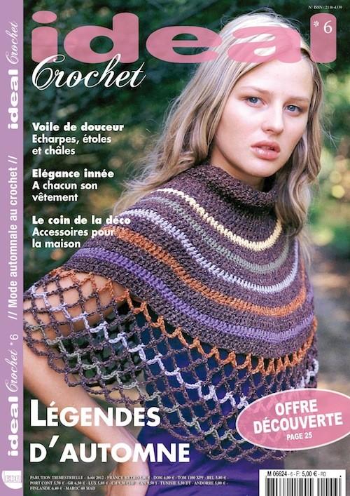Ideal Crochet n°6 (nouvelle formule)
