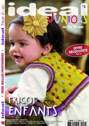 Ideal Tricot Juniors n°2