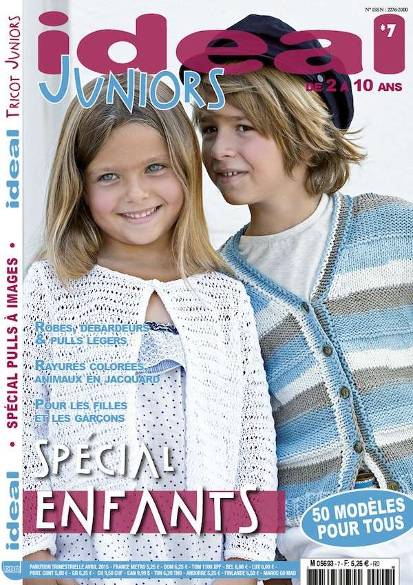 Ideal Tricot Juniors n°7