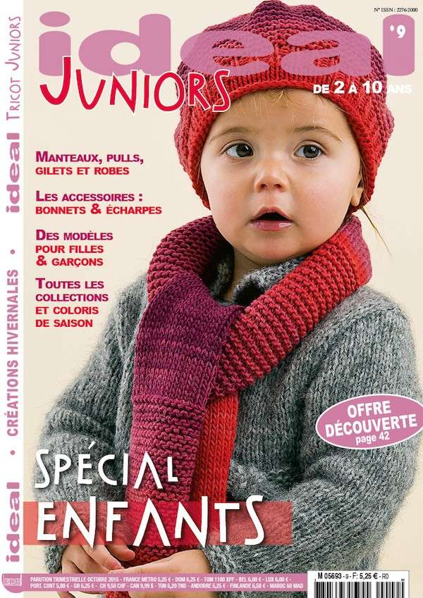 Ideal Tricot Juniors n°9