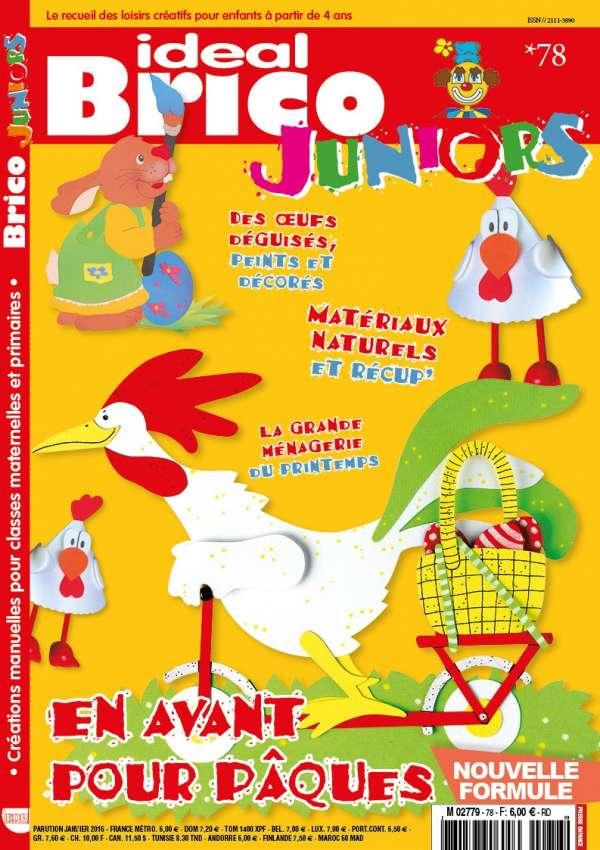 Ideal Brico Juniors n°78