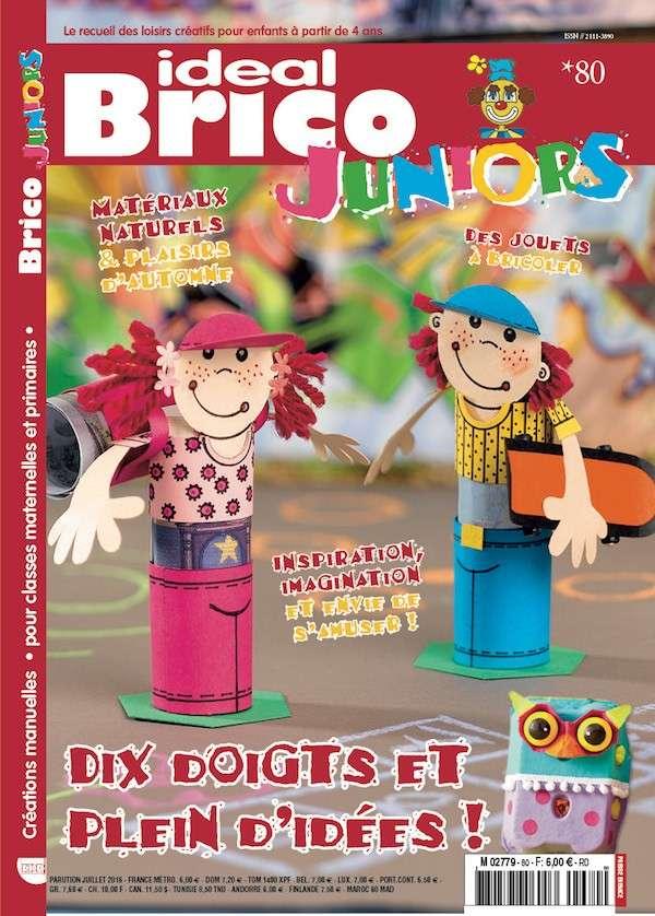 Ideal Brico Juniors n°80