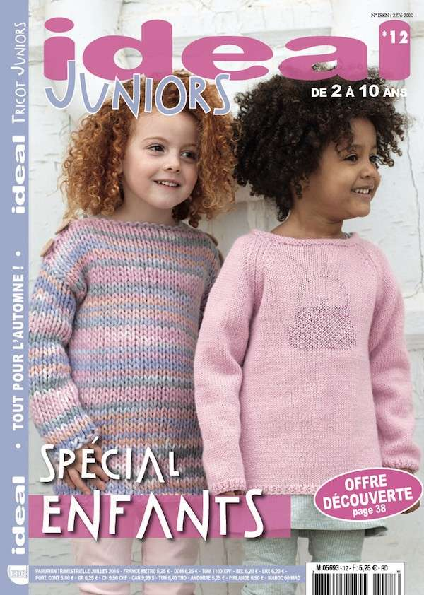 Ideal Tricot Juniors n°12