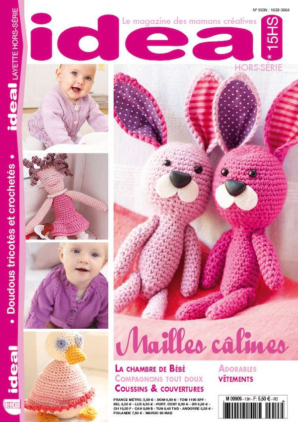Ideal Layette Hors Serie n15