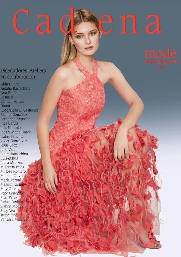 Debs Cad Printemps-Ete magazine haute couture