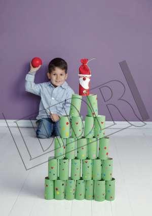 Ideal Brico Juniors 3-6ans bricolage jeu noël