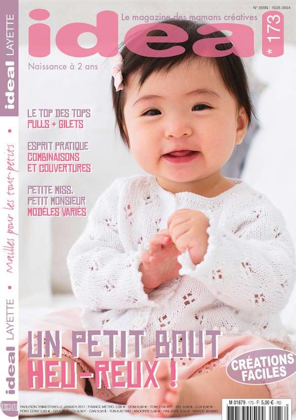 Ideal Layette no 173