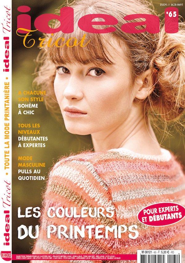 Ideal Tricot magazine n° 65