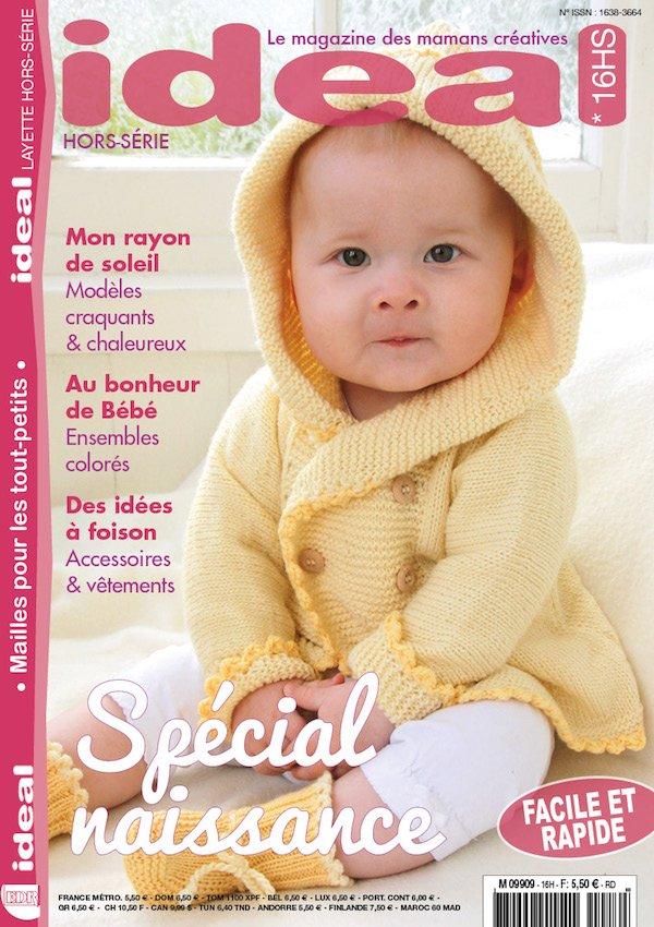 Ideal Layette Hors-Série n 16 - couverture