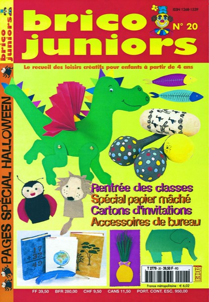 Brico Juniors n°20