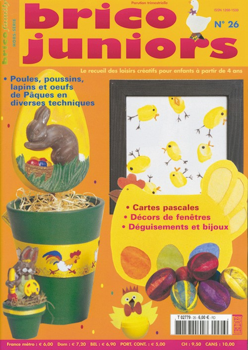 Brico Juniors n°26