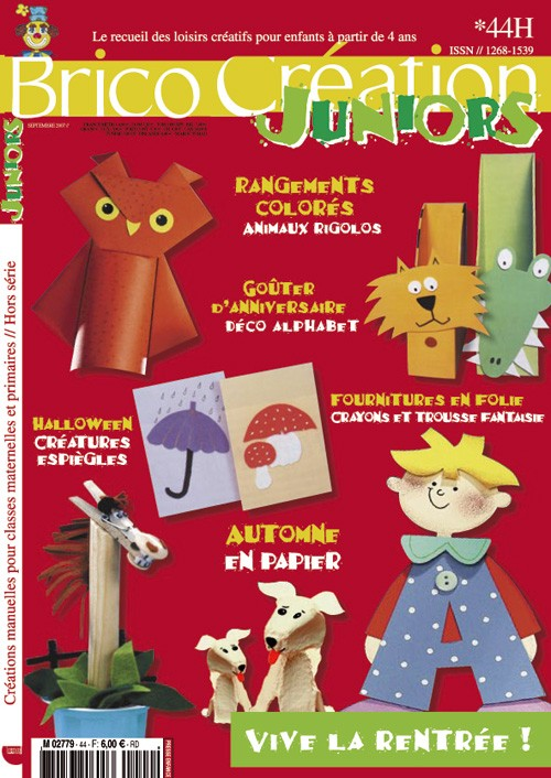 Brico Juniors n°44