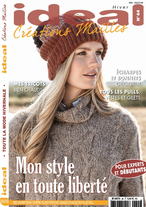 couverture ideal creations mailles